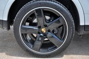 Porsche Cayenne Platinum Edition Sport Classic Wheel Malaysia 2017