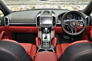 Porsche Cayenne Platinum Edition Dashboard Malaysia