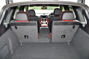 Porsche Cayenne Platinum Edition Cargo Space, Malaysia