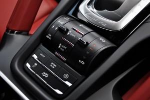 Porsche Cayenne Platinum Edition Center Console Malaysia 2017