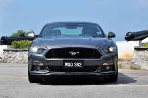 Ford Mustang GT Malaysia 1