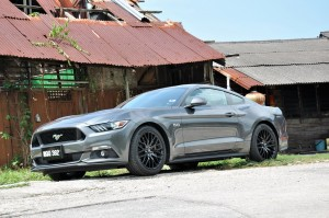 Ford Mustang GT Malaysia 7