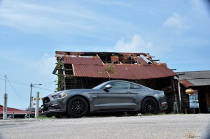 Ford Mustang GT Malaysia 8