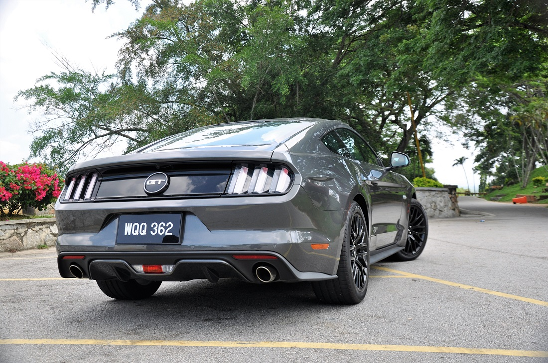 Ford Mustang Gt Malaysia