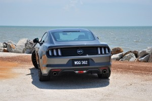 Ford Mustang GT Malaysia 13
