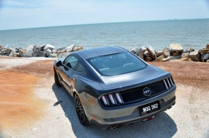 Ford Mustang GT Malaysia 15