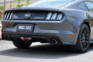 Ford Mustang GT Malaysia 29