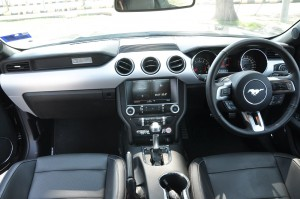Ford Mustang GT Premium Interior Malaysia 1