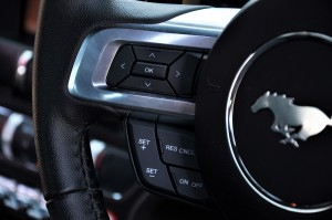 Ford Mustang GT Premium Interior Malaysia 4