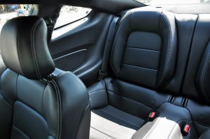 Ford Mustang GT Premium Interior Malaysia 25