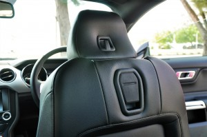 Ford Mustang GT Premium Interior Malaysia 26