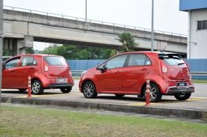Proton Iriz 1.3 Standard & 1.6 Premium Malaysia 2017