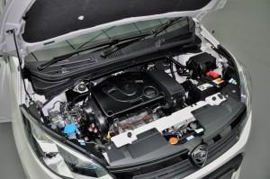 Proton Iriz 1.6 Premium Engine Malaysia 2017
