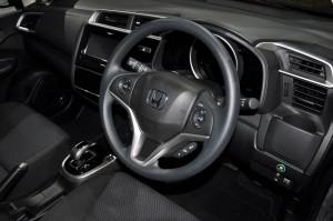 Honda Jazz Hybrid Cockpit Malaysia 2017