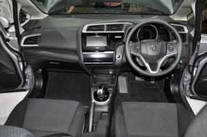 Honda Jazz Hybrid Interior - Copy