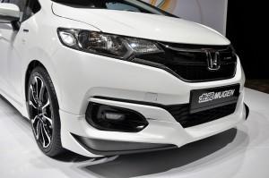 Honda Jazz Hybrid Mugen Kit Front Under Spoiler Malaysia 2017