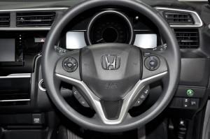 Honda Jazz Hybrid Steering Wheel