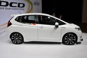 Honda Jazz Hybrid Mugen Kit Side View Malaysia 2017