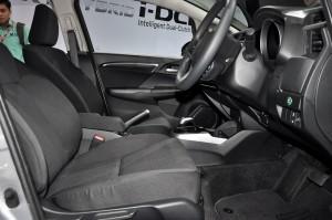 Honda Jazz Hybrid Interior Front Malaysia 2017