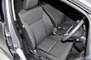 Honda Jazz Hybrid Front Seats Malaysia 2017
