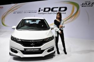 Honda Jazz Hybrid Mugen Front Malaysia 2017