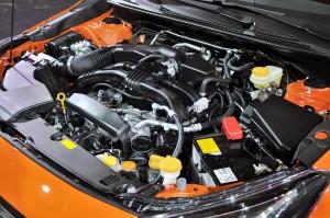 Subaru XV Boxer Engine 2017 Taiwan
