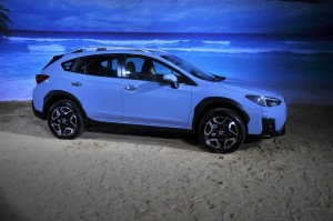 Subaru XV Taiwan Launch 2017
