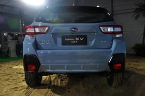 Subaru XV Rear 2017 Taiwan