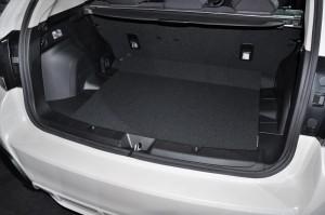 Subaru XV Cargo Space 2017 Taiwan