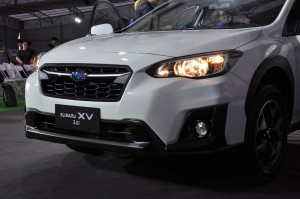 Subaru XV 2.0i Halogen Headlamps Taiwan Regional Launch 2017