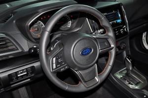 Subaru XV 2.0i Steering Wheel Taiwan 2017