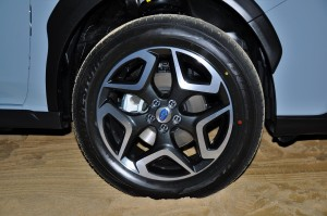 Subaru XV 2.0i-S Wheel Taiwan 2017