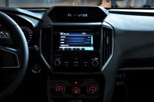 Subaru XV 2.0i 6.5-inch Infotainment System, Taiwan 2017