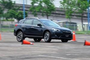 Subaru XV 2.0i-S Test Drive Taiwan 2017