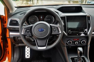 Subaru XV 2.0i-S Steering Wheel Taiwan 2017