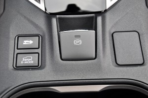 Subaru XV X-Mode & Electronic Parking Brake Taiwan 2017