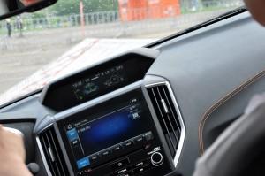 Subaru XV 2.0i-S X-Mode Test Taiwan 2017