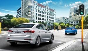 Hyundai Elantra Executive 2 Malaysia 2017