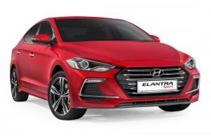 Hyundai Elantra Sport Malaysia Launch 2017