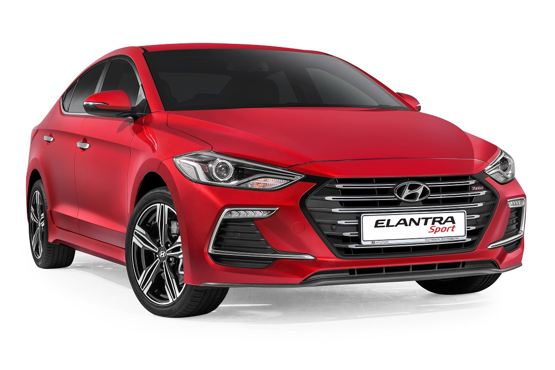 New Hyundai Elantra Launched; 3 Variants Including A Turbo ...