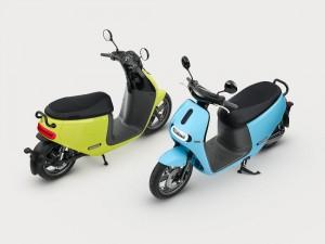 Gogoro 2 Smartscooter 2017