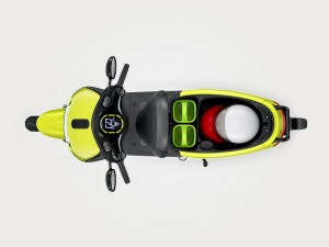 Gogoro 2 Smartscooter Batteries & Storage 2017