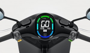 Gogoro 2 Display 2017