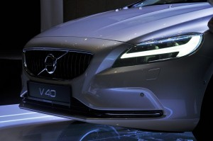 Volvo V40 T5 Inscription Thor's Hammer Light & Inscription Grille, Malaysia 2017