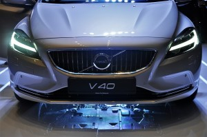 Volvo V40 T5 Inscription Front End, Malaysia 2017