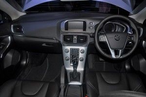 Volvo V40 T5 Inscription Dashboard Malaysia 2017