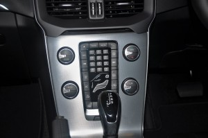 Volvo V40 T5 Inscription Center Console Malaysia 2017