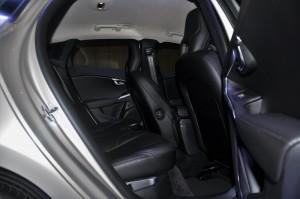 Volvo V40 T5 Rear Seats Malaysia 2017