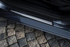 Volvo V40 T5 Inscription Scuff Plate Malaysia 2017