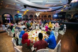 Cycle & Carriage Bintang - Mercedes-Benz Malaysia Buka Puasa At Saloma Bistro & Theatre Restaurant 2017